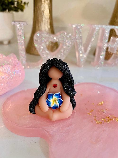 Galaxy Hawaiian Mini Goddess