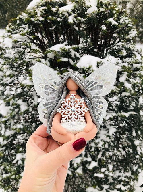 Sparkling Snowflake Fairy