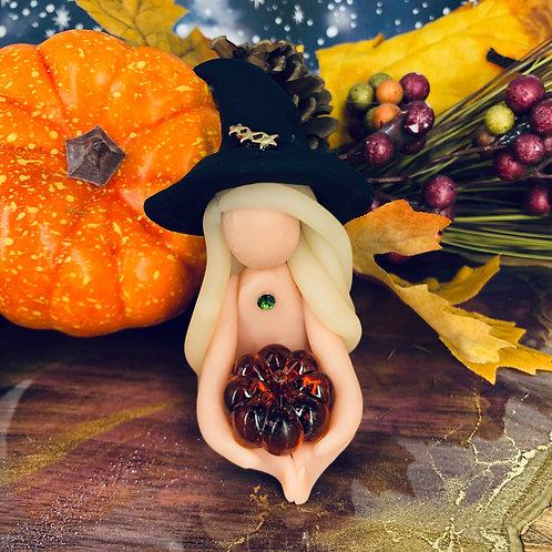 Theadora Pumpkin Witch