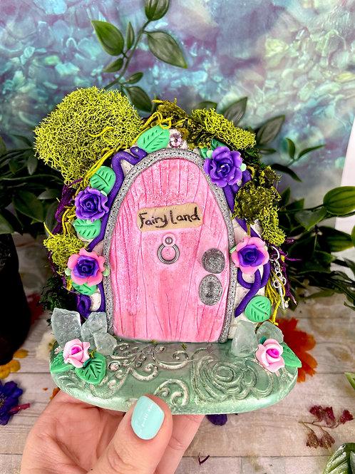 Pink FairyLand Door