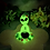 Thumbnail: Amethyst Crystal Heart Glowing Alien Tixxis