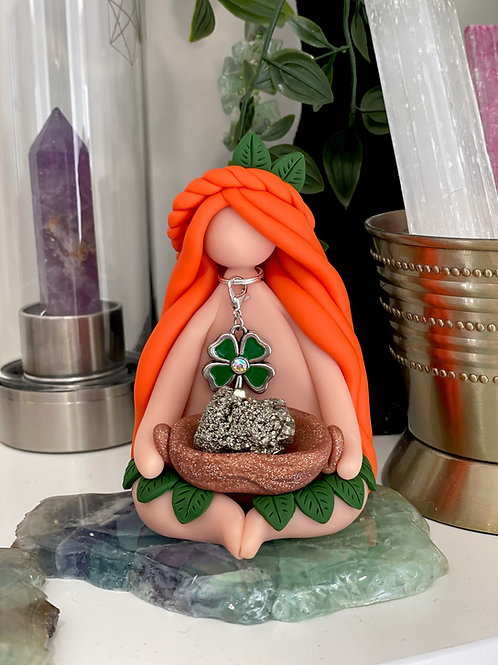 Goddess of Luck - St Patricks Day Collectors Edition