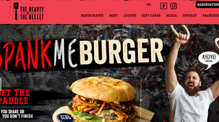 La Belle et la Boeuf Burger Bar