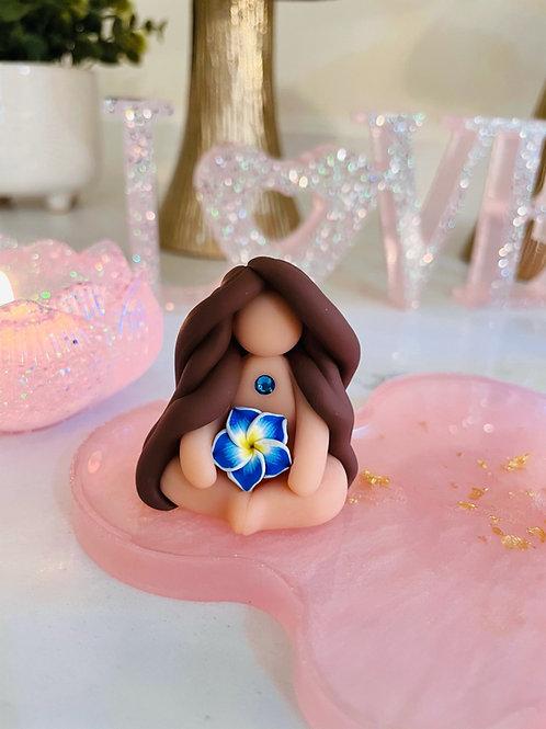 Blue Hawaiian Mini Goddess