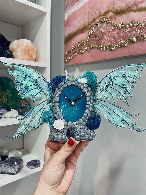 11:11 Crystal Fairy Clock