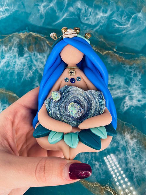 Pisces Zodiac Goddess