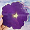 Thumbnail: Sparkling Amethyst Goddess Coaster