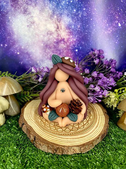 Sandstone Forest Goddess