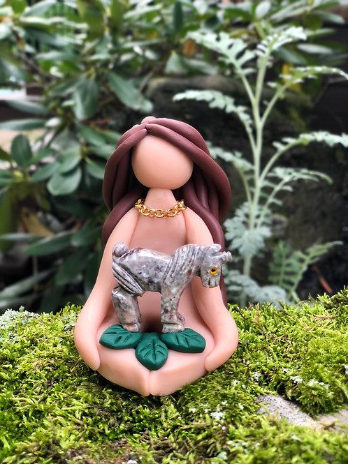 Spirit Unicorn Goddess