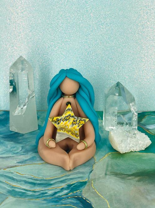 Thalia - Jasper Star Goddess