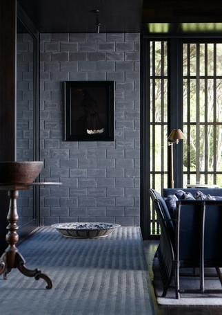 waiheke island lantern house holiday rental accomodation - interior deisng new zealand