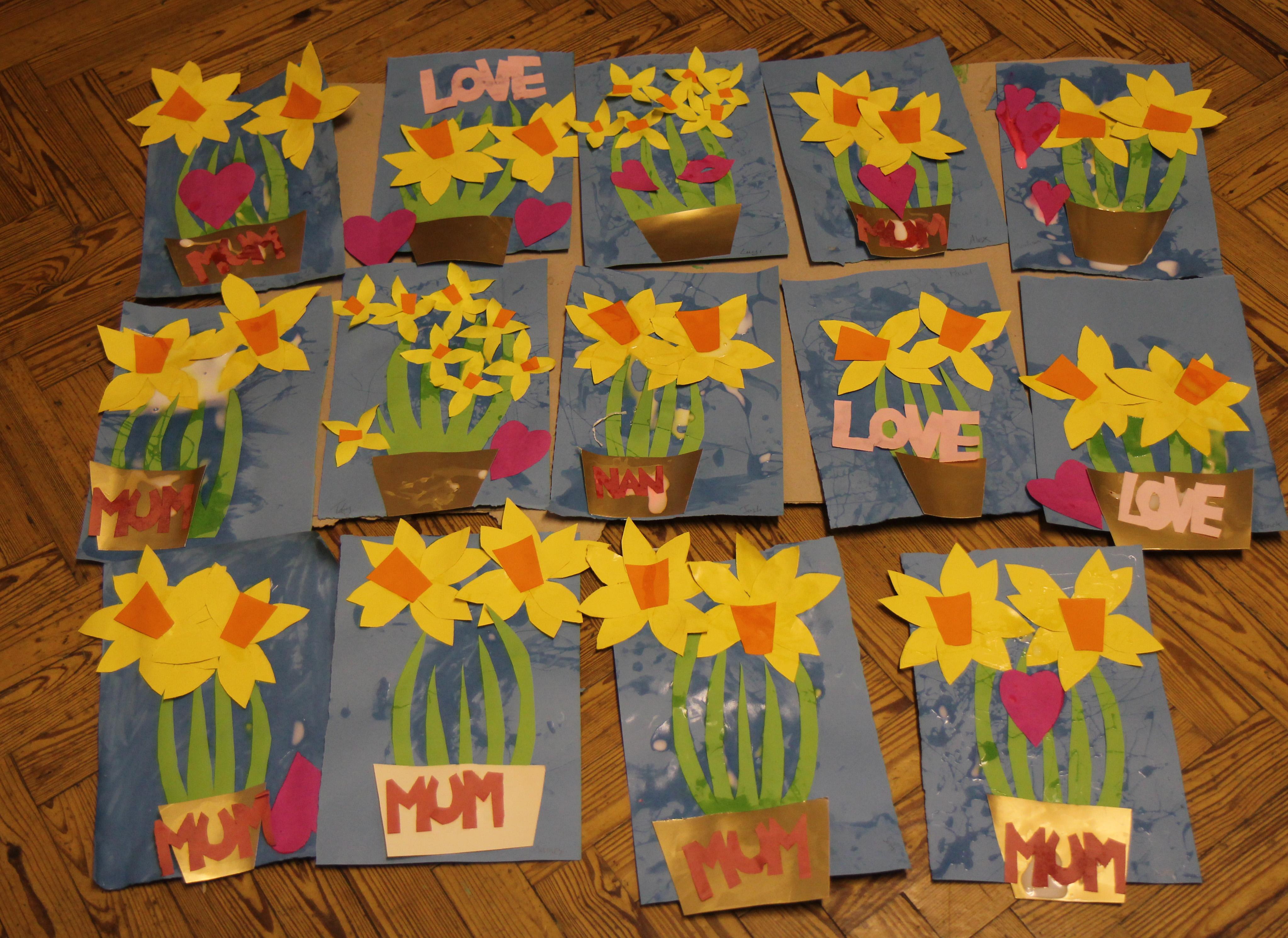 Spring artwork