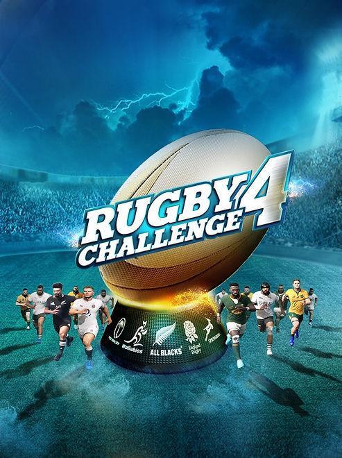 Rugby Challenge 4 Hero Image