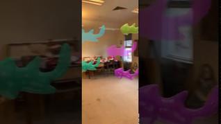 2nd AR Test video