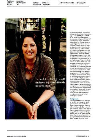 Dutch magazine article