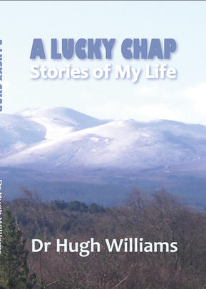A Lucky Chap by Dr Hugh Williams