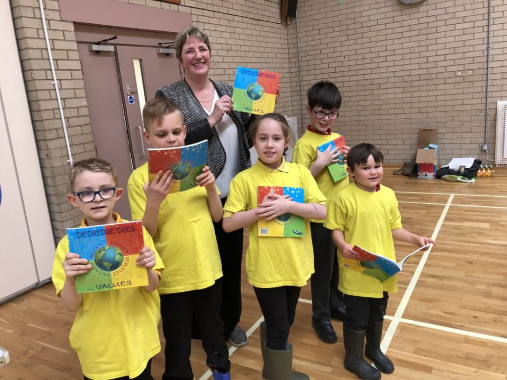 Dedridge Does -Book launch - June 2019 -