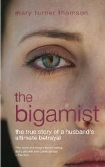 The Bigamist book cover