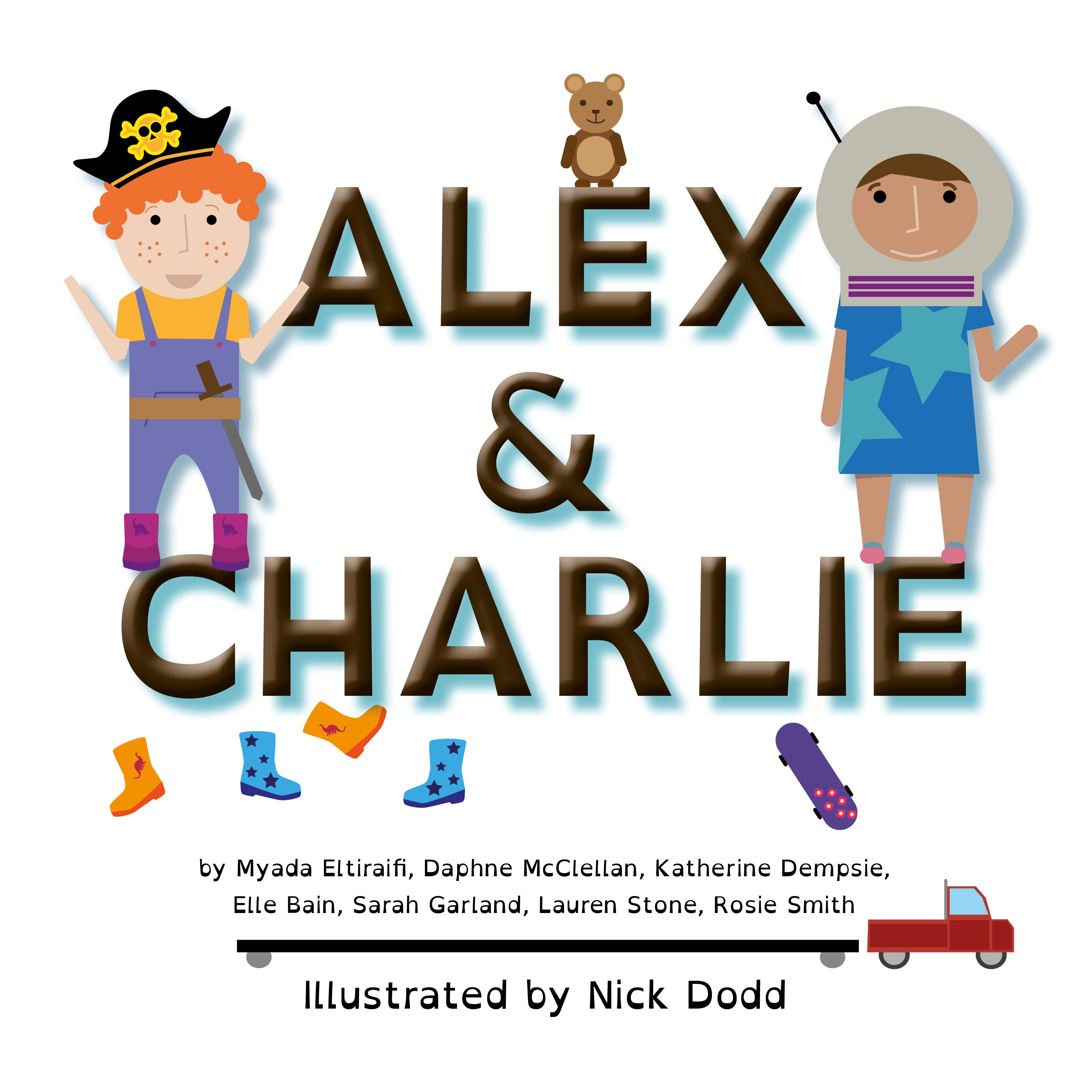 Alex & Charlie - 9781909797512