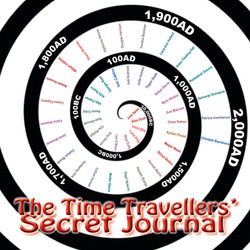 Time Keepers Secret Journal - 9781909797574