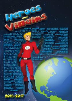 Heroes & Villains 2017 9781909797482
