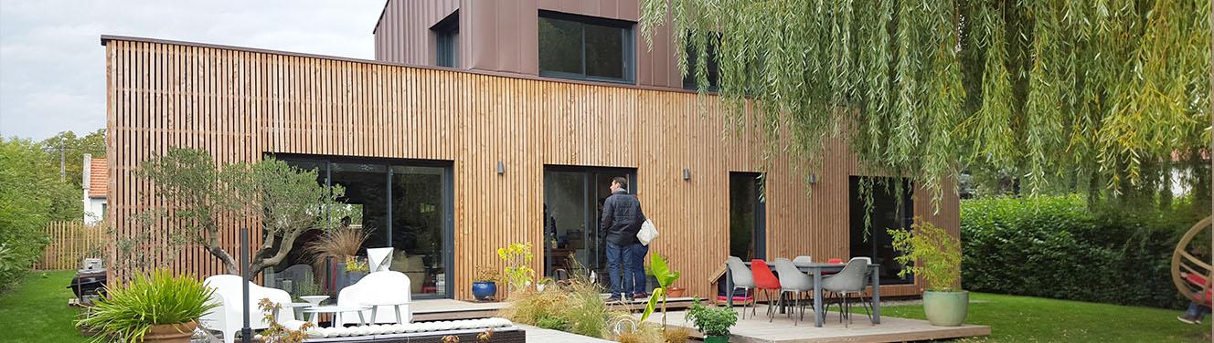 maison bois acceuil