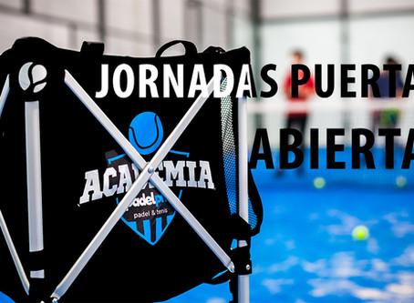 Jornada de Puertas Abiertas. La Academia Padelprix-Clínica Vázquez apostando por el Pádel Ourensano.