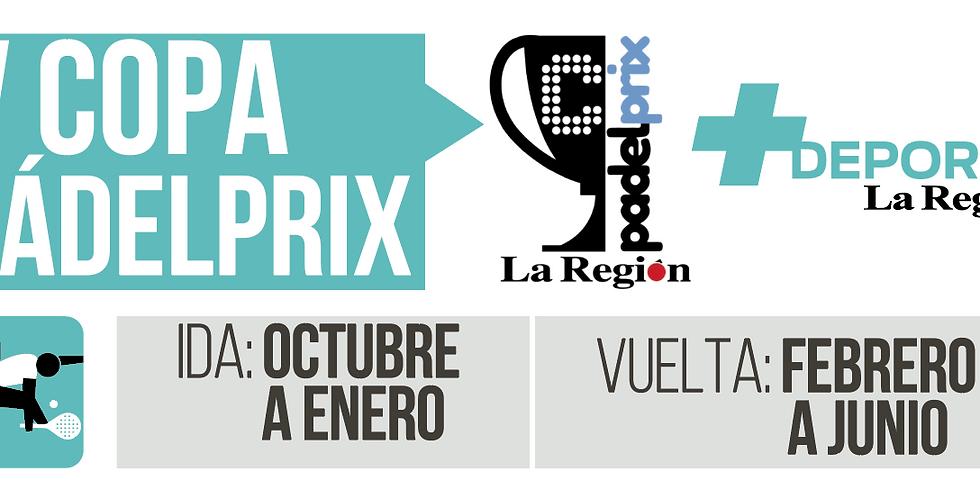 Copa Padelprix La Región