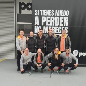 Nuestros equipos, en el ecuador de la temporada. Raúl Rey se proclama campeón de la copa diputación.