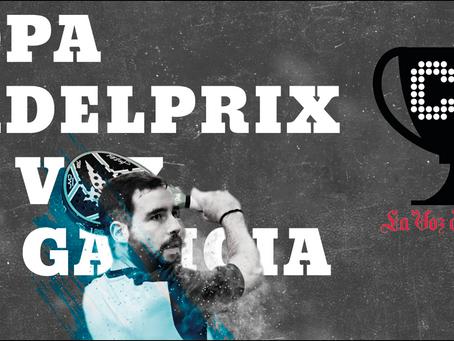 Calendario y Grupos Fase de vuelta Copa Padelprix - La Voz de Galicia