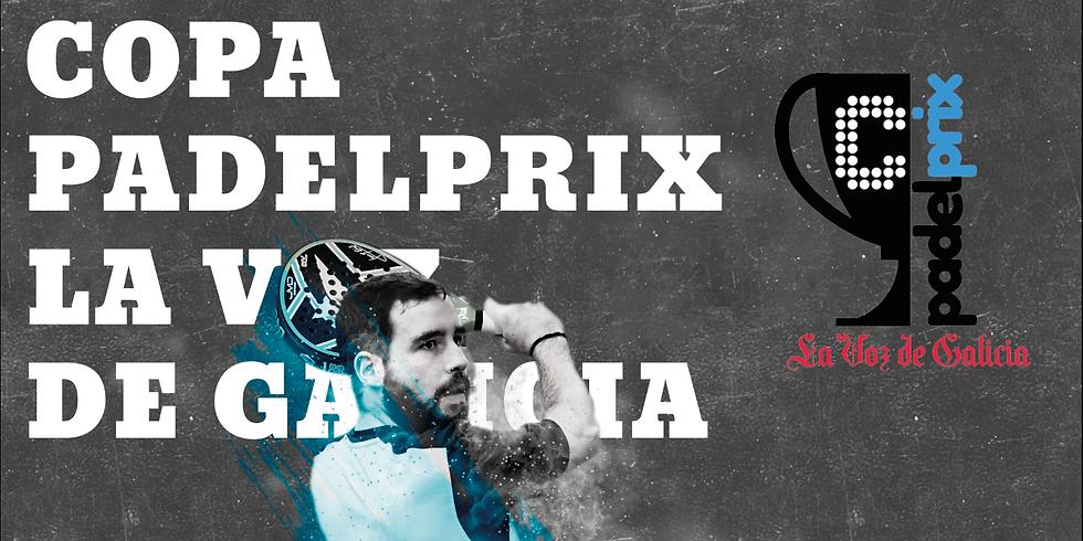 Altas, Cambios o Bajas de equipos de la Copa Padelprix La Voz de Galicia