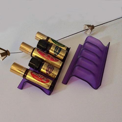 Essential oil display rack