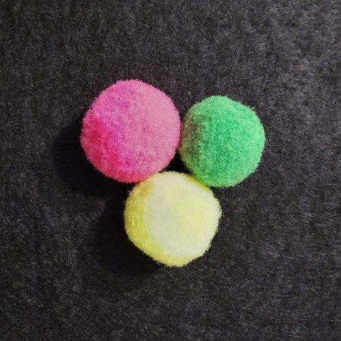 18mm dia. felt diffuser balls