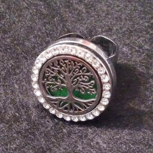 Tree Of Life aromatherapy ring