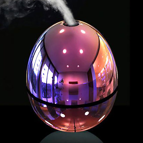 Red Egg Essential Oil Diffuser for home and car.