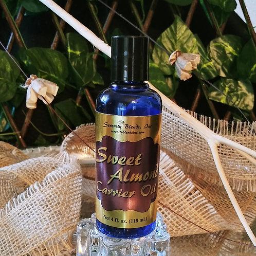 Sweet Almond Carrier Oil 4 oz