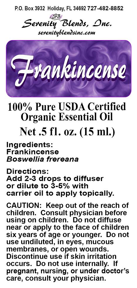 Label 15 ml frankincense 2.75 x 1.3125.p