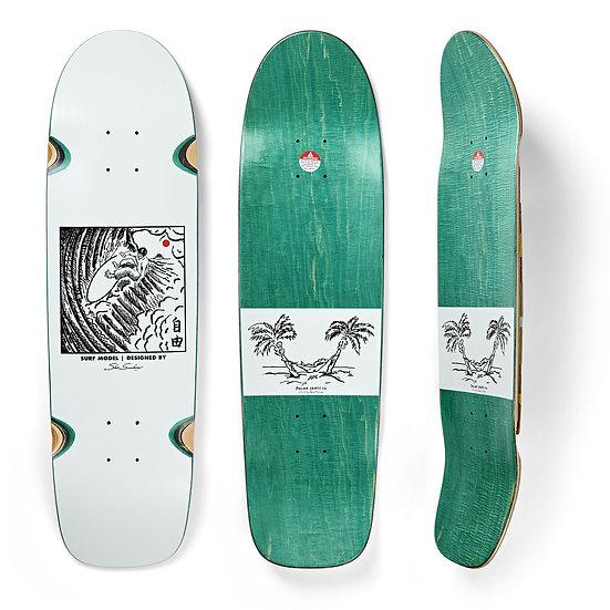 Polar - Freedom pro Sanbongi - 8.75 surf jr. shape