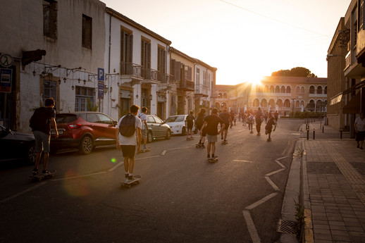 Finally, here it is. The collection of photos by our dear friend George V. from Go Skateboarding Day Nicosia, Cyprus 2020. Exclusive on Stay_K 's blog of course. Enjoy!