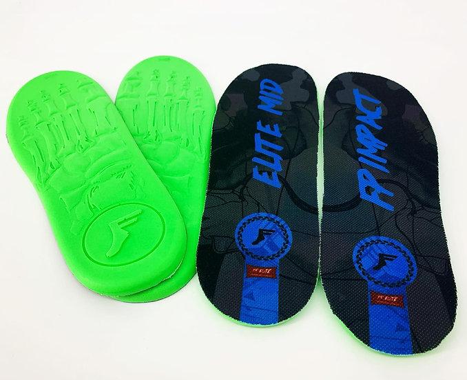 Footprint Insoles - Kingfoam Elite Mid - Classic