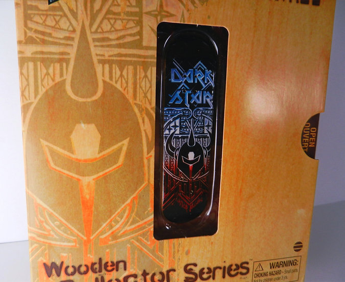Tech Deck - Wooden Collector Series - Darkstar