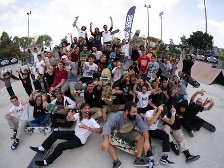 Skatepark Nicosia Grand Opening (gallery)
