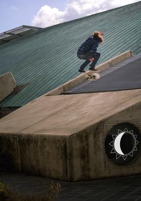 Christos Yiannaki - Fakie Flip