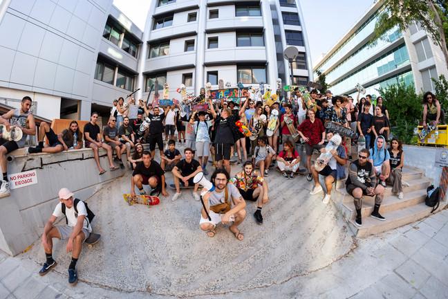 Go Skateboarding Day 2021, Nicosia