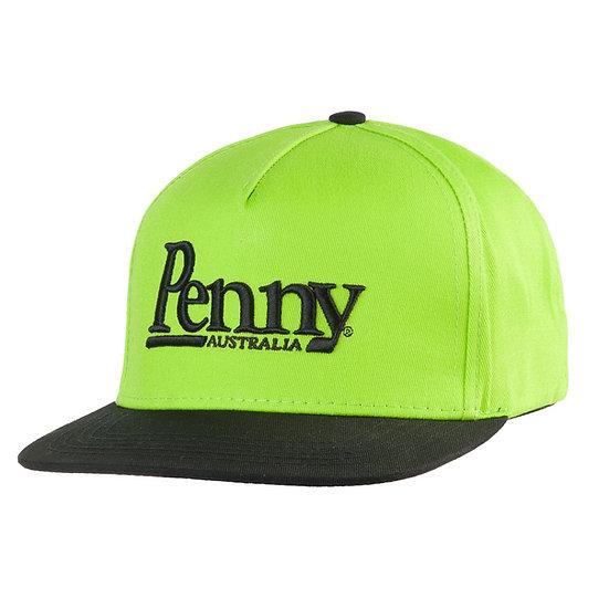 Penny - Snapback Cap - green/black