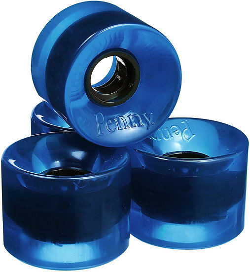 Penny - Wheels Blue Transparent - 59mm