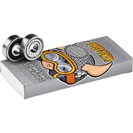 Speed Demons - Bearings silver - Abec 5