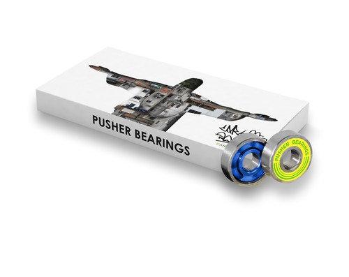 Pusher Bearings - Carlos Iqui pro - Abec 9