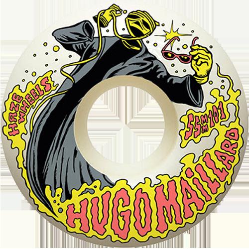 Haze Wheels - Hugo Maillard pro Round - 55mm - 101A