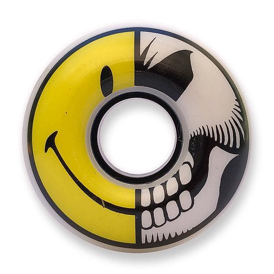 Haze Wheels - Ultra Acid - 54mm - 85A